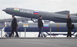 2020完成 俄助印度研發高超音速版布拉莫斯導彈
