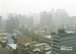 空汙增加精神疾病比例3成 不容忽視