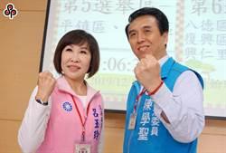 國民黨立委陳學聖、呂玉玲 獲桃市教產工會推薦