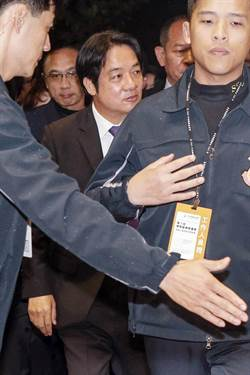 賴清德:民主、繁榮、和平是國家重要戰略計畫