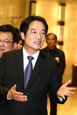一國兩制不可行 賴清德舉香港反送中為例