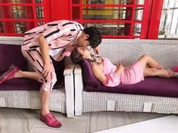 圓圓跟閨蜜小嫻搶男人?爆飯局認識張勛傑 熱吻讚「甜甜的」