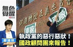 無色覺醒》廖達琪:執政黨的惡行惡狀?國政顧問團來報告!