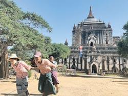 陸輸出文保團 助緬甸修古佛塔