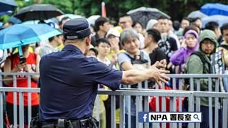 警政署署長坐鎮高雄 要求暴力現行犯立即逮捕