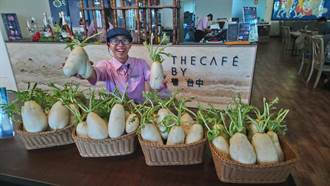 「The Cafe By想 台中」南義風情料理 冬新菜上市