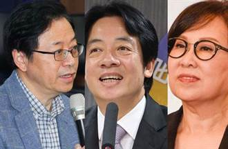 副總統政見會 余湘要求民進黨擱置反滲透法