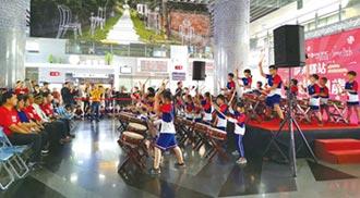 屏東太平洋百貨驛站商場慶周年