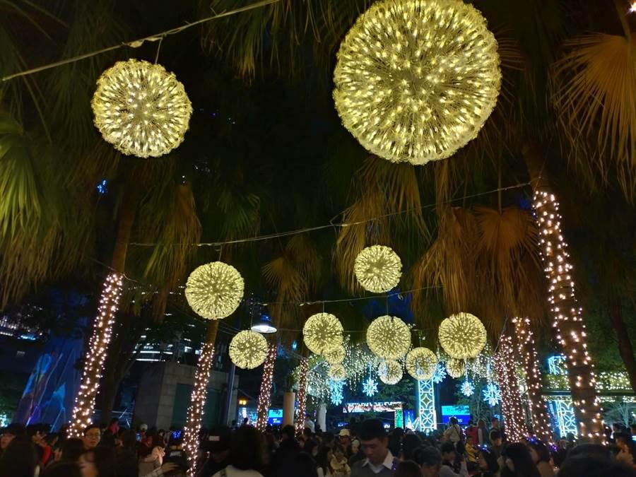 今年耶誕節會出現有耶誕fu的冷空氣嗎?此為示意圖。(讀者提供)