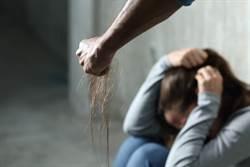 拒絕老公求歡 女慘遭暴打壓地剪髮