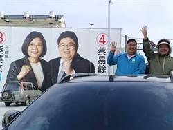 挺韓罷韓遊行 陳菊:相信韓了解人民心聲