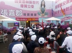 張嘉郡:DDP搶救蘇治芬 蘇:拜託全台灣人救我