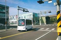 北市無人巴士 最快明年測試