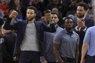 NBA》真的是他嗎?柯瑞不雅照遭瘋傳