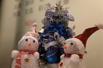 基隆委託行聖誕夢想市集 妝點美如畫
