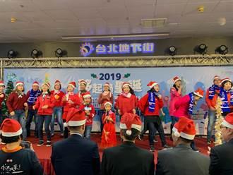 移民署慶耶誕  新住民嗨唱台語聖誕歌