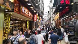 澳門回歸20年遊客量翻5倍    今年上看4000萬人次