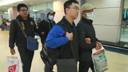 涉跨境走私1公噸毒品  2毒梟自越南被押解回台