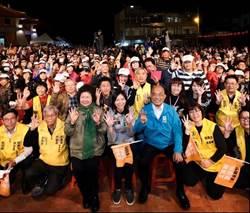 台灣勝利音樂節 洪慈庸與歌手合唱「感謝你的愛」