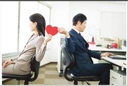 辦公室戀情大不同