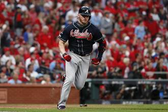 MLB》MVP復活 唐納森漲到1億美元