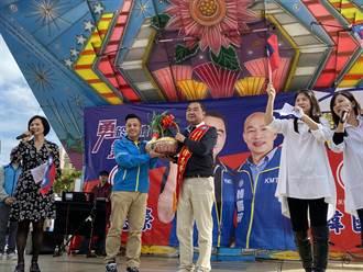 徐志榮成立工商、勞工後援會 10競選總部獅潭壓軸