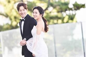 金泰熙帥弟李莞婚紗照曝光 迎娶韓國「高爾夫球天后」