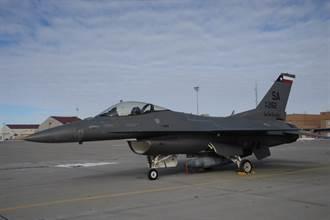 美軍F-16將用全灰匿蹤塗層