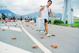 反送中拖累 港機場被廣州超越