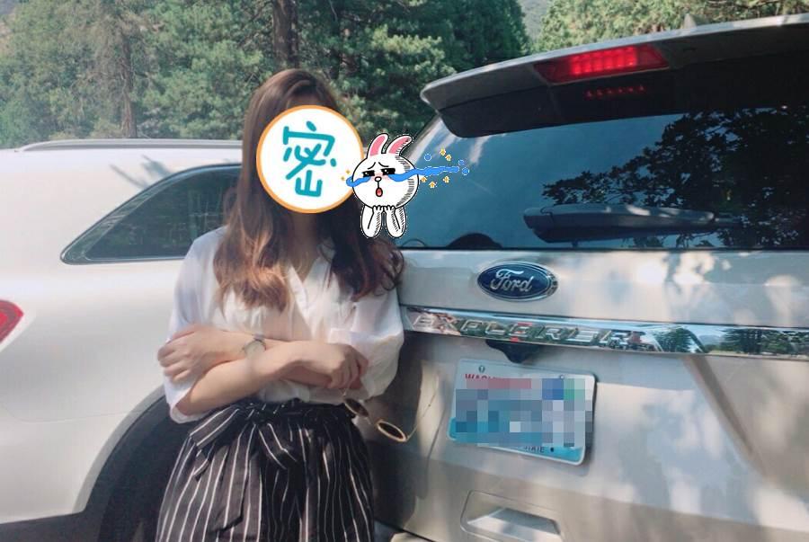 韓國正妹同事仙氣逼人 網跪求職缺(圖/ 摘自《批踢踢實業坊》)