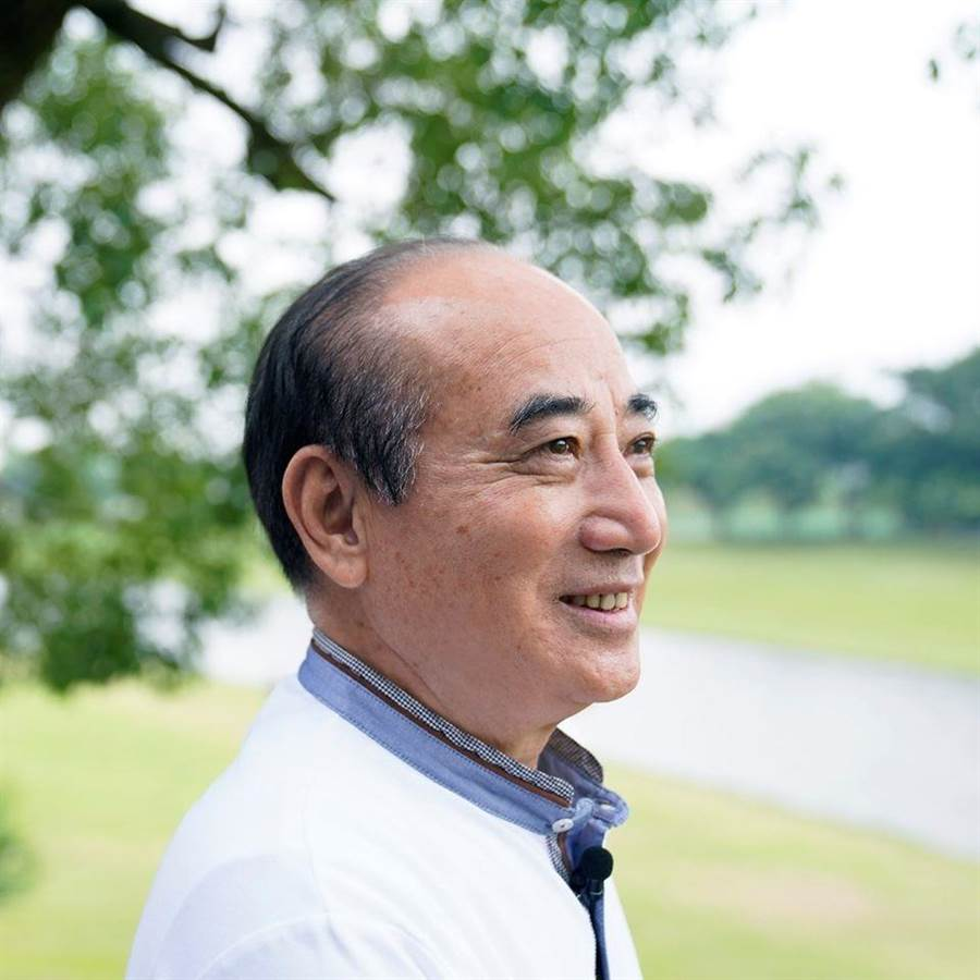 前立法院長王金平 (翻攝王金平臉書)