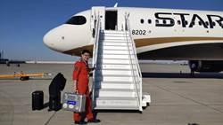 張國煒親自駕駛!星宇航空第二架新機回家了
