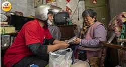 【孤老天使2】「放不下他們」 80歲嬤:要不是他我早就餓死了