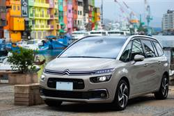 試車報告:CITROEN GRAND C4 SPACETOURER最美的休旅車