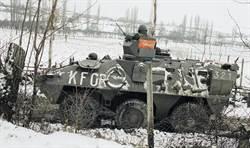 比利時裝甲車升級佔空間  只容許小個子駕駛
