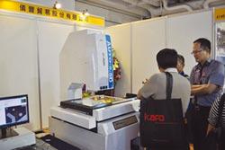 儀豐影像量測儀 受汽機車零配件業青睞