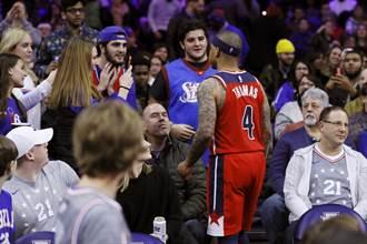 NBA》小刺客受辱 領底薪又被禁賽