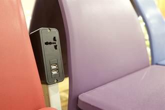 手機使用公共USB充電 插入前請記得戴套