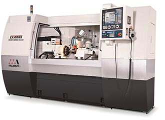 大光長榮CNC外圓磨床 精準研磨異形工件