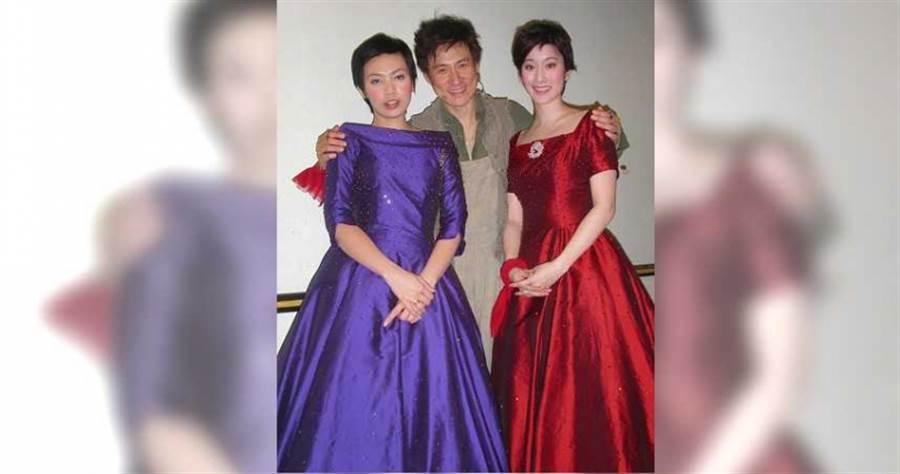 1997年陳潔儀演出音樂劇《雪狼湖》粵語版,成功打入香港樂壇,2004年又與張學友、許慧欣演出國語版。(圖/報系資料照