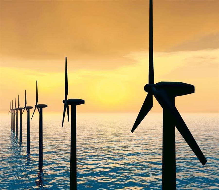 (自2025年開始,科思創將採用大西洋北海地區的風能,以期滿足在德國工廠一大部分的電力需求。圖/科思創提供)