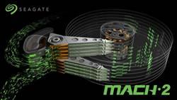 希捷Exos硬碟內建MACH.2雙磁頭驅動臂技術 助微軟IOPS效能近乎倍增