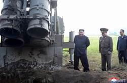 真要送美飛彈大禮?傳金正恩下令大量生產飛彈發射車