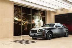 全球僅50輛!勞斯萊斯雙門跑車Wraith Eagle VIII在台上市