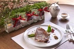 采采食茶耶誕、跨年套餐   油條、珍珠入菜打造在地味