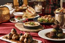東區限定!Vivienne Westwood Cafe  耶誕、新年套餐享英式情懷