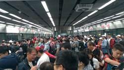 挺韓遊行人數虛報?網友貼出捷運圖打臉