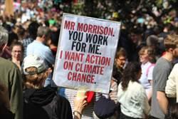 救災不力拒應對氣候變化 澳洲網友要總理莫里森下台