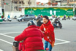 吳怡農追近 蔣萬安拚陸戰