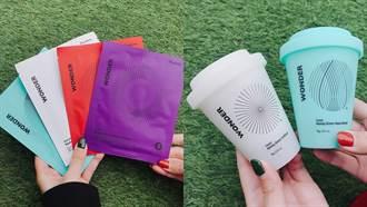 咖啡杯乳霜太可愛!韓系品牌推面膜和乳霜組合保養更有感